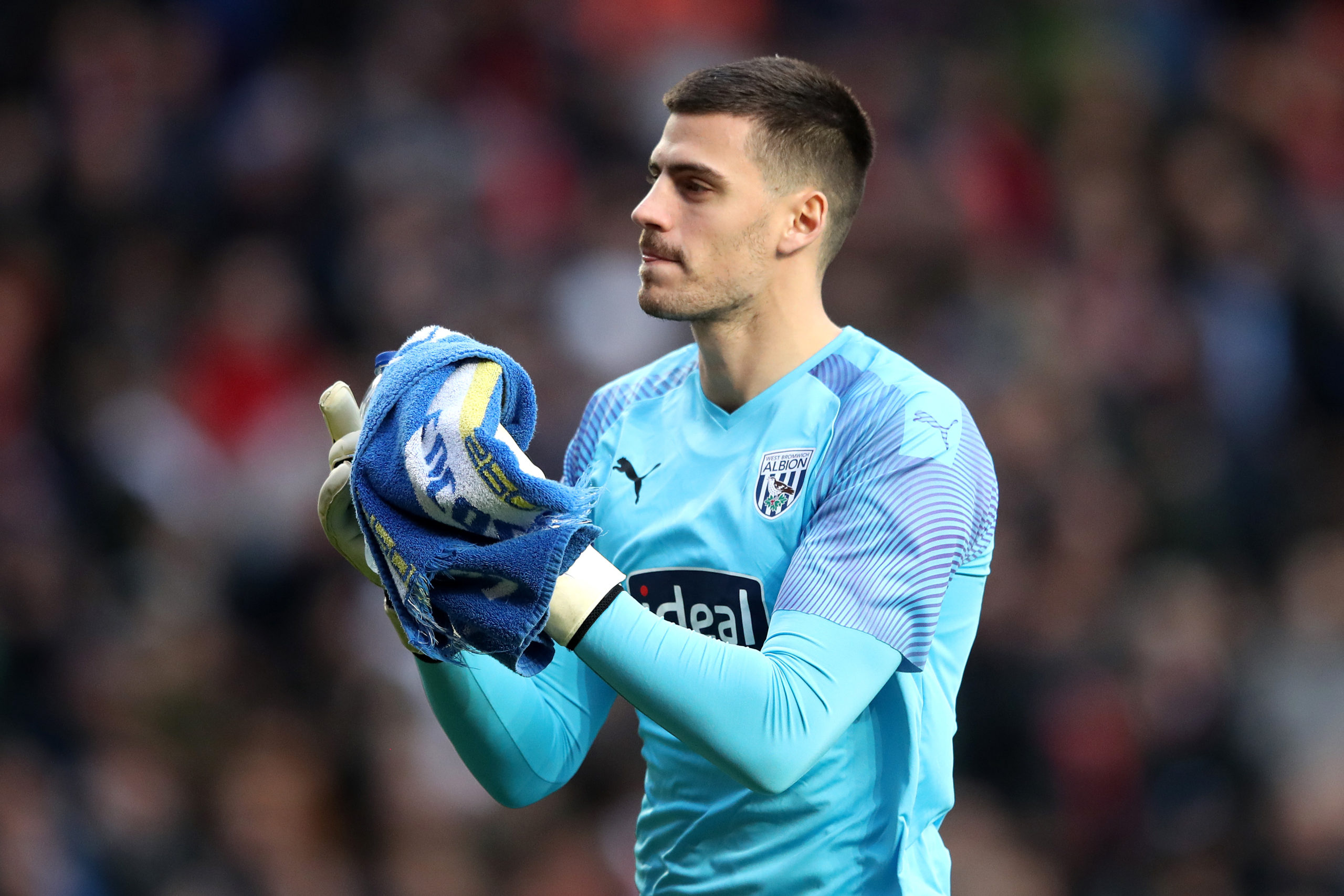 West Bromwich Albion goalkeeping duo likely to leave the ...